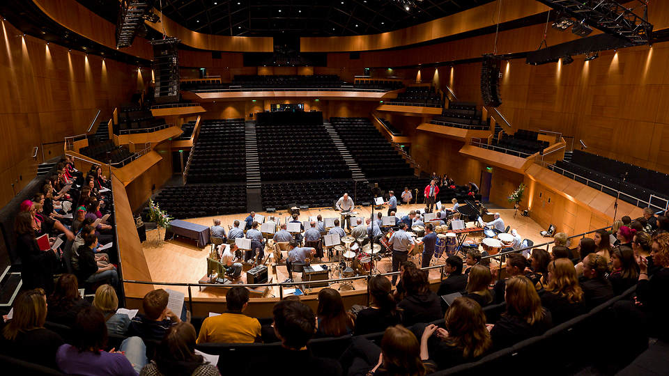 A Gala Concert at the <i>Helix</i>, Dublin, 2009